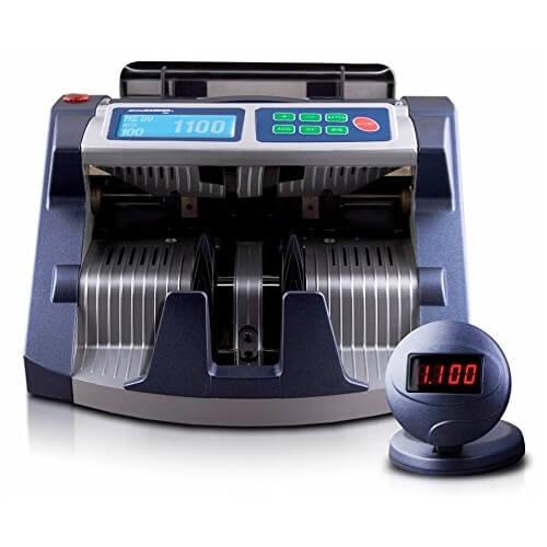 1-AccuBANKER AB 1100 PLUS UV/MG seddeltæller