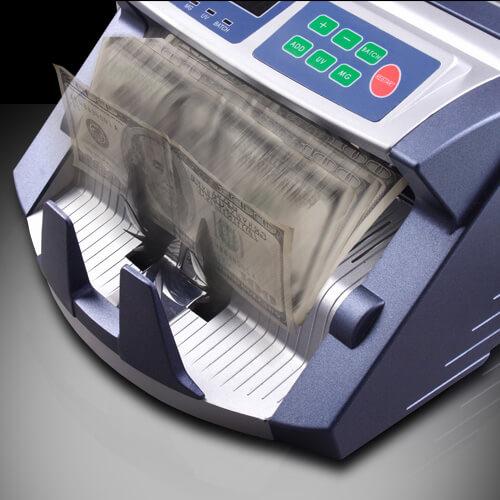 3-AccuBANKER AB 1100 PLUS UV/MG seddeltæller