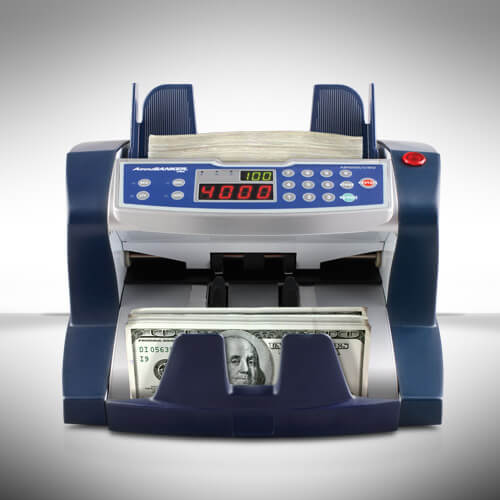1-AccuBANKER AB 4000 UV/MG seddeltæller