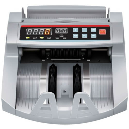 1-Cashtech 160 UV/MG seddeltæller