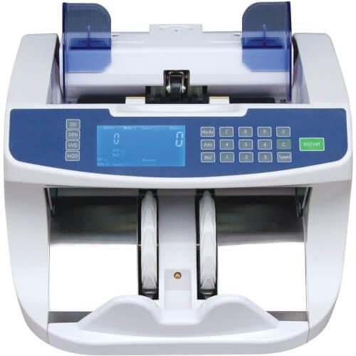 1-Cashtech 2900 UV/MG seddeltæller