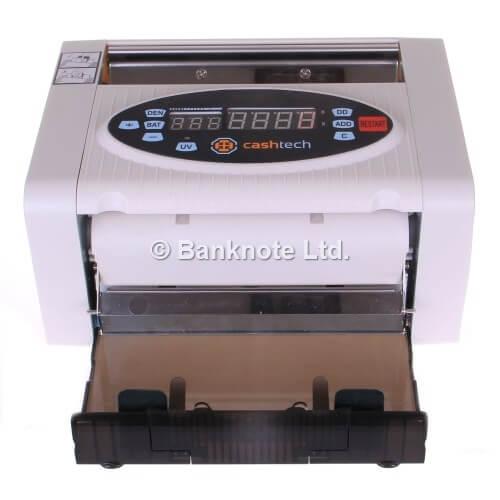1-Cashtech 340 A UV  seddeltæller