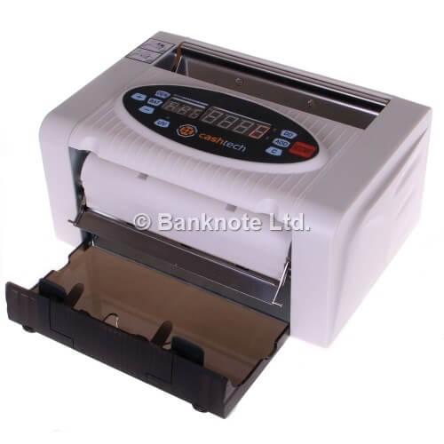 2-Cashtech 340 A UV  seddeltæller