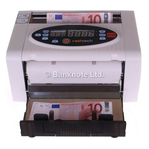 3-Cashtech 340 A UV  seddeltæller