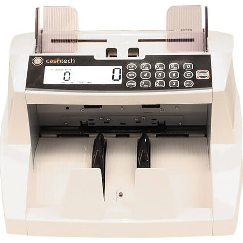 1-Cashtech 3500 UV/MG seddeltæller