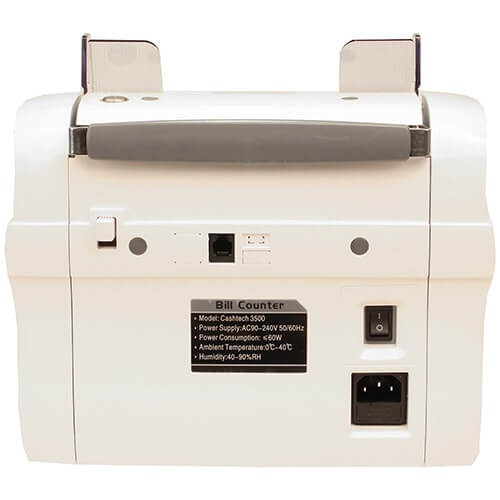 3-Cashtech 3500 UV/MG seddeltæller
