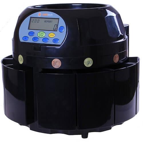 2-Cashtech 420 EURO mønttæller
